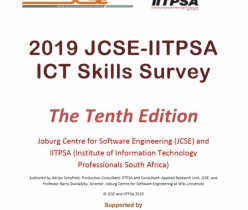 2019 JCSE-IITPSA ICT Skills Survey