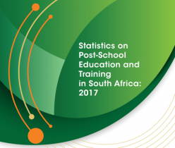 Department of Higher Education and Training (DHET): Statistics on Post-School Education and Training in South Africa: 2017