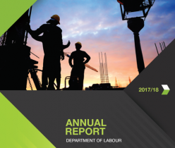 Department of Labour (DOL): Annual Report 2017/18