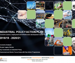 The Department of Trade and Industry (the dti): Industrial Policy Action Plan 2018/19 – 2020/21