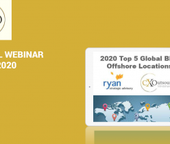 2020 Top 5 Global BPO Offshore Locations