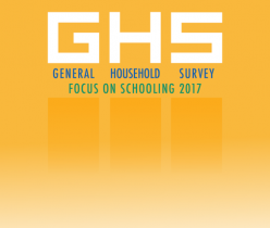 Department of Basic Education (DBE): General Household Survey 2017
