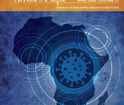 World Bank Group: Africa Pulse - Assessing the Economic Impact of COVID-19 and Policy Responses in Sub-Saharan Africa