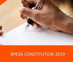 BPESA Constitution