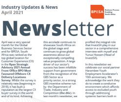 BPESA April 2021 Newsletter