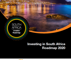 The dtic & InvestSA: Investing in South Africa Roadmap 2020