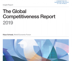 World Economic Forum (WEF): The Global Competitiveness Report 2019