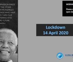 Global Business Solutions COVID-19 Lockdown Webinar 14 April 2020