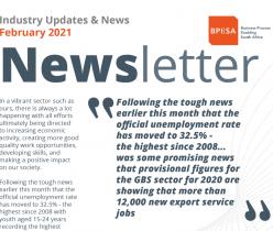 BPESA FEBRUARY 2021 NEWSLETTER