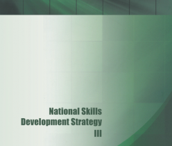 National Skills Development Strategy III
