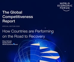 Special Edition of the World Economic Forums: Global Competitiveness Report 2020