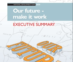 Executive Summary-NDP 2030 - Our future - make it work