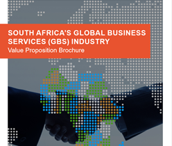 South Africas GBS sectors value proposition brochure